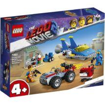 LEGO® Movie - Emmet és Benny építő és javító műhelye (70821)
