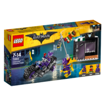 LEGO® Batman Movie - Macskanő™ - Motoros hajsza