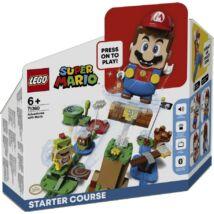 LEGO® Super Mario™ - Mario kalandjai kezdőpálya (71360)