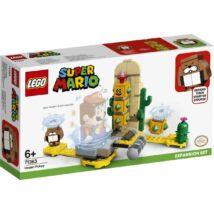 LEGO® Super Mario™ - Sivatagi Pokey kiegésztő szett (71363)