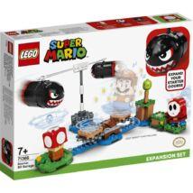 LEGO® Super Mario™ - Boomer Bill gát kiegészítő szett (71366)