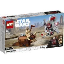 LEGO® Star Wars™ - A T-16 Skyhopper™ a Buckalakó™ ellen Microfighter (75265)