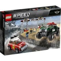 LEGO® Speed Champions - 1967 Mini Cooper S Rally és 2018 MINI John Cooper Works Buggy (75894)