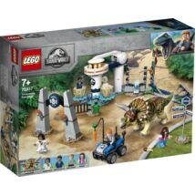 LEGO® Jurassic World™ - Triceratops tombolás (75937)