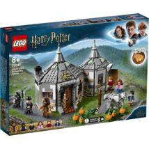 LEGO® Harry Potter™ - Hagrid kunyhója: Csikócsőr megmentése (75947)
