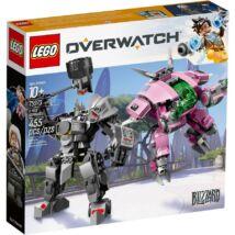 LEGO® Overwatch - D.Va és Reinhardt (75973)