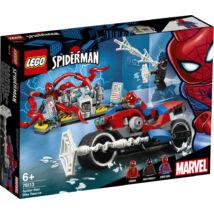 LEGO® Super Heroes - Pókember motoros mentése (76113)