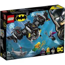 LEGO® Super Heroes - Batman™ tengeralattjárója és a víz alatti ütközet (76116)