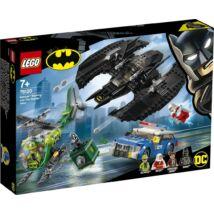 LEGO® Super Heroes - Batman™ Denevérszárny és Rébusz rablása (76120)