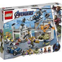 LEGO® Super Heroes - Bosszúállók csatája (76131)