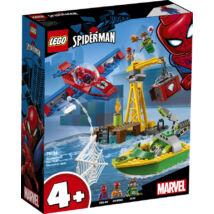 LEGO® Super Heroes - Pókember: Doc Ock gyémántrablása (76134)