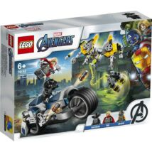 LEGO® Super Heroes - Bosszúállók Speeder biciklis támadás (76142)