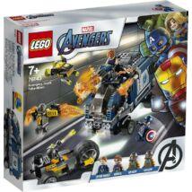 LEGO® Super Heroes - Bosszúállók Teherautós üldözés (76143)