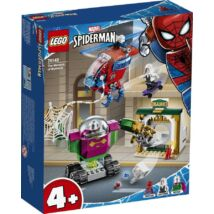 LEGO® Super Heroes - Mysterio tombolása (76149)