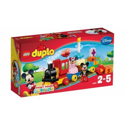 LEGO® DUPLO® - Mickey & Minnie születésnapi felvonulása