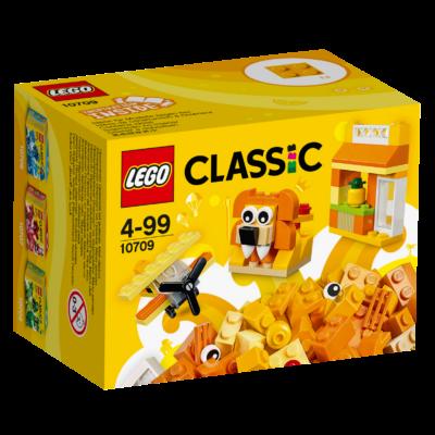 LEGO® Classic - Narancssárga kreatív készlet