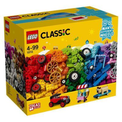 LEGO® Classic - Kockák és kerekek