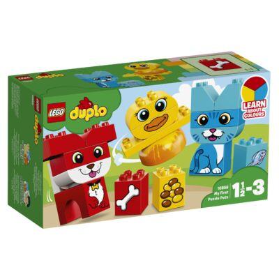 LEGO® DUPLO® - Első házikedvencek kirakóm