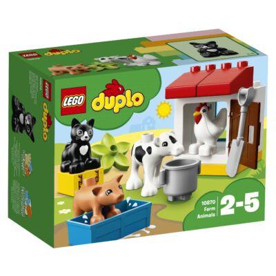 LEGO® DUPLO® - Háziállatok