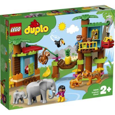 LEGO® DUPLO® - Trópusi sziget (10906)