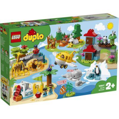 LEGO® DUPLO® - A világ állatai (10907)