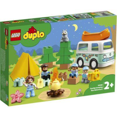 LEGO® DUPLO® - Családi lakóautós kalandok (10946)