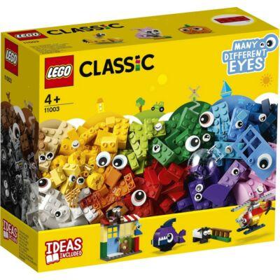 LEGO® Classic - Kockák és szemek (11003)