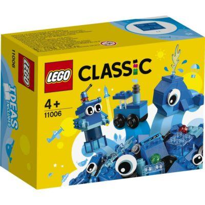 LEGO® Classic - Kreatív kék kockák (11006)