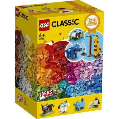 LEGO® Classic - Kockák és állatok (11011)