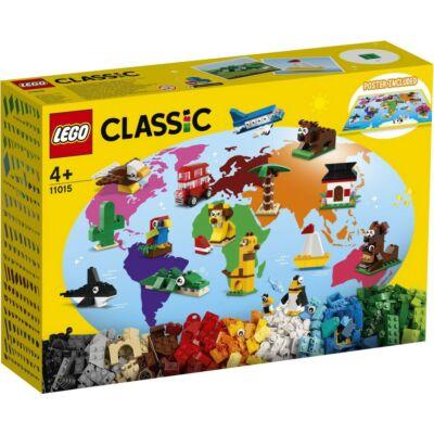 LEGO® Classic - A világ körül (11015)
