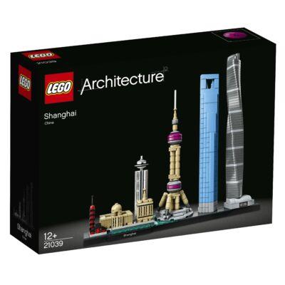 LEGO® Architecture - Shanghai