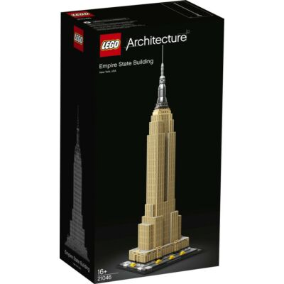 LEGO® Architecture - Empire State Building (21046)