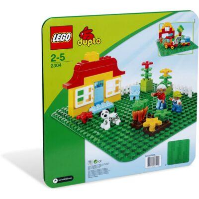LEGO® DUPLO® - Zöld építőlap