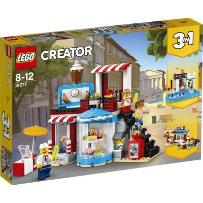 LEGO® Creator - Moduláris édes meglepetések