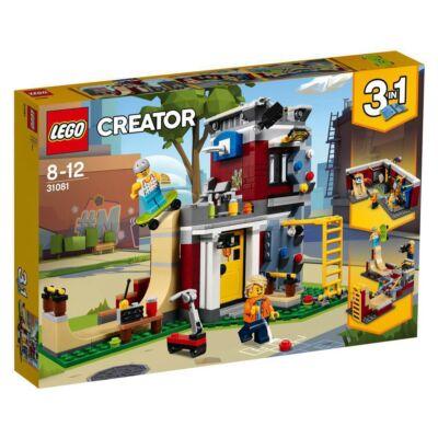 LEGO® Creator - Moduláris korcsolyapálya