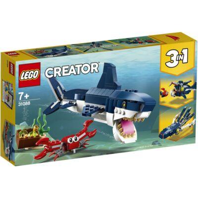 LEGO® Creator - Mélytengeri lények (31088)