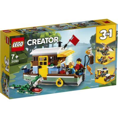 LEGO® Creator - Folyóparti lakóhajó (31093)
