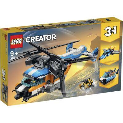 LEGO® Creator - Ikerrotoros helikopter (31096)