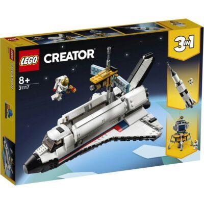 LEGO® Creator - Űrsikló kaland (31117)