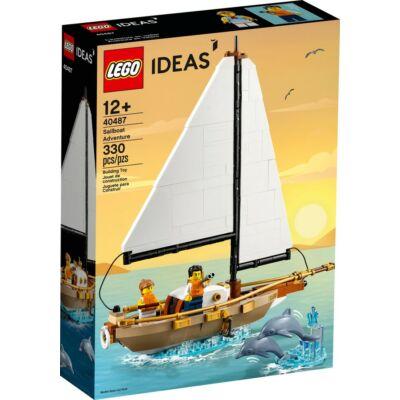 LEGO® Ideas - Vitorláskaland (40487)