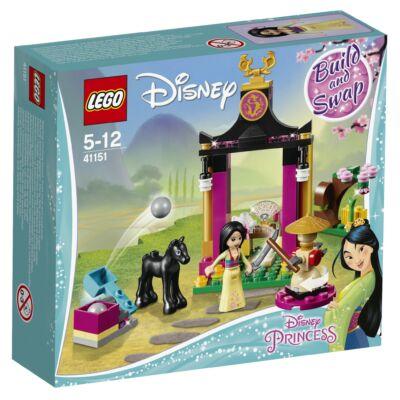 LEGO® Disney Princess™ - Mulan kiképzése