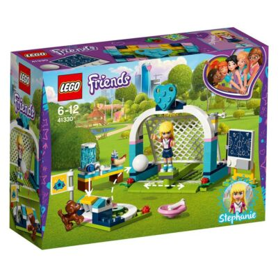 LEGO® Friends - Stephanie fociedzésen
