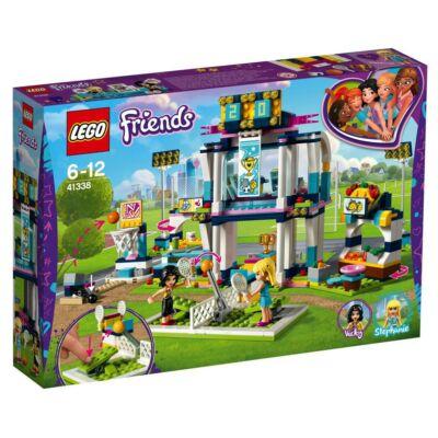 LEGO® Friends - Stephanie sportközpontja