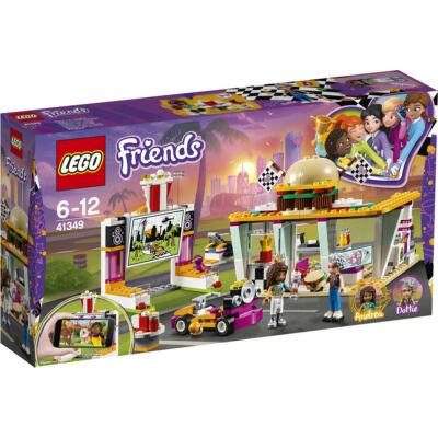 LEGO® Friends - Heartlake autósmozi és gyorsétterem