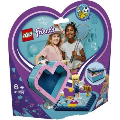 LEGO® Friends - Stephanie Szív alakú doboza (41356)