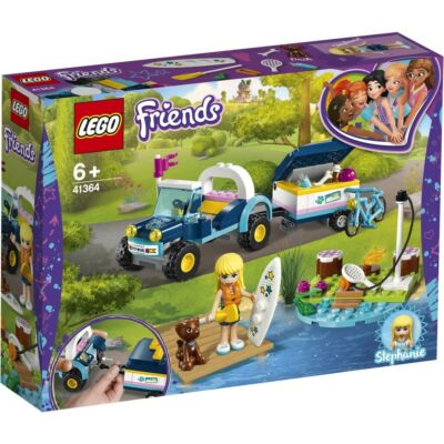 LEGO® Friends - Stephanie dzsipje (41364)