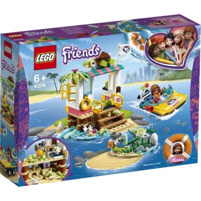 LEGO® Friends - Teknős mentési akció (41376)