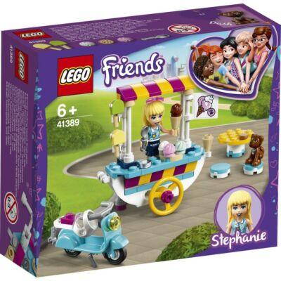 LEGO® Friends - Fagyis tricikli (41389)