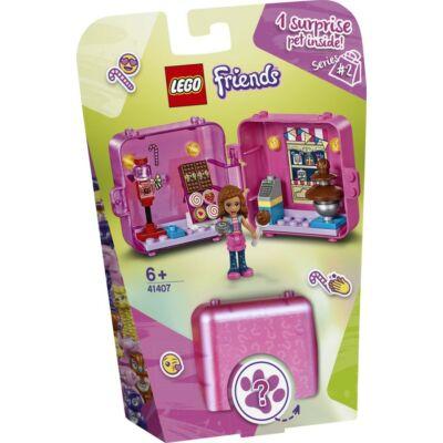 LEGO® Friends - Olivia shopping dobozkája (41407)