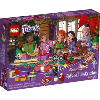 LEGO® Friends - Adventi kalendárium 2020 (41420)